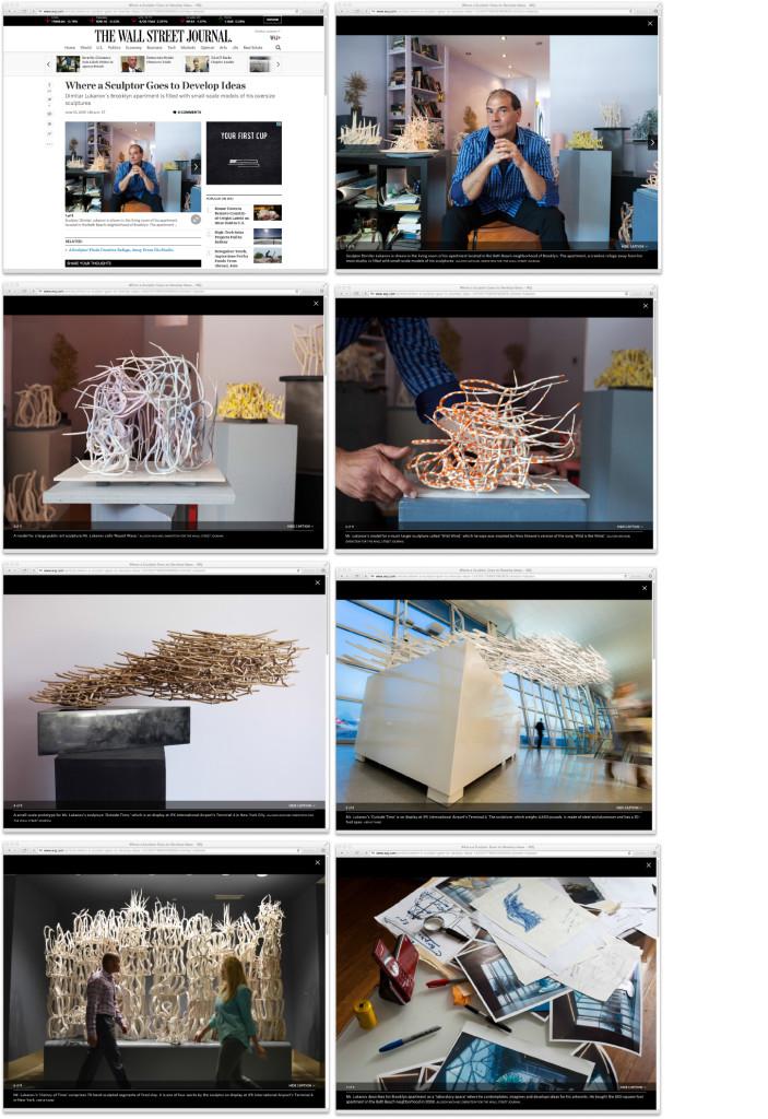 Slide show along an article by Polya Lesova