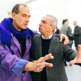 Dimitar Lukanov and Jean-Pierre Fabre